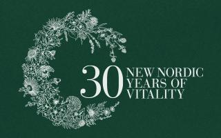 30 år av vitalitet