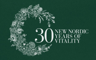 30 years of vitality
